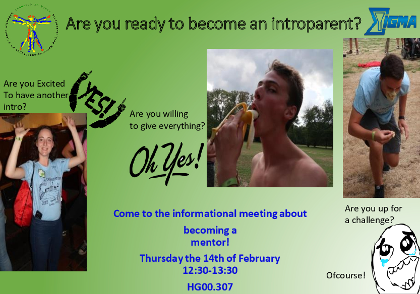 Introparent Information Meeting