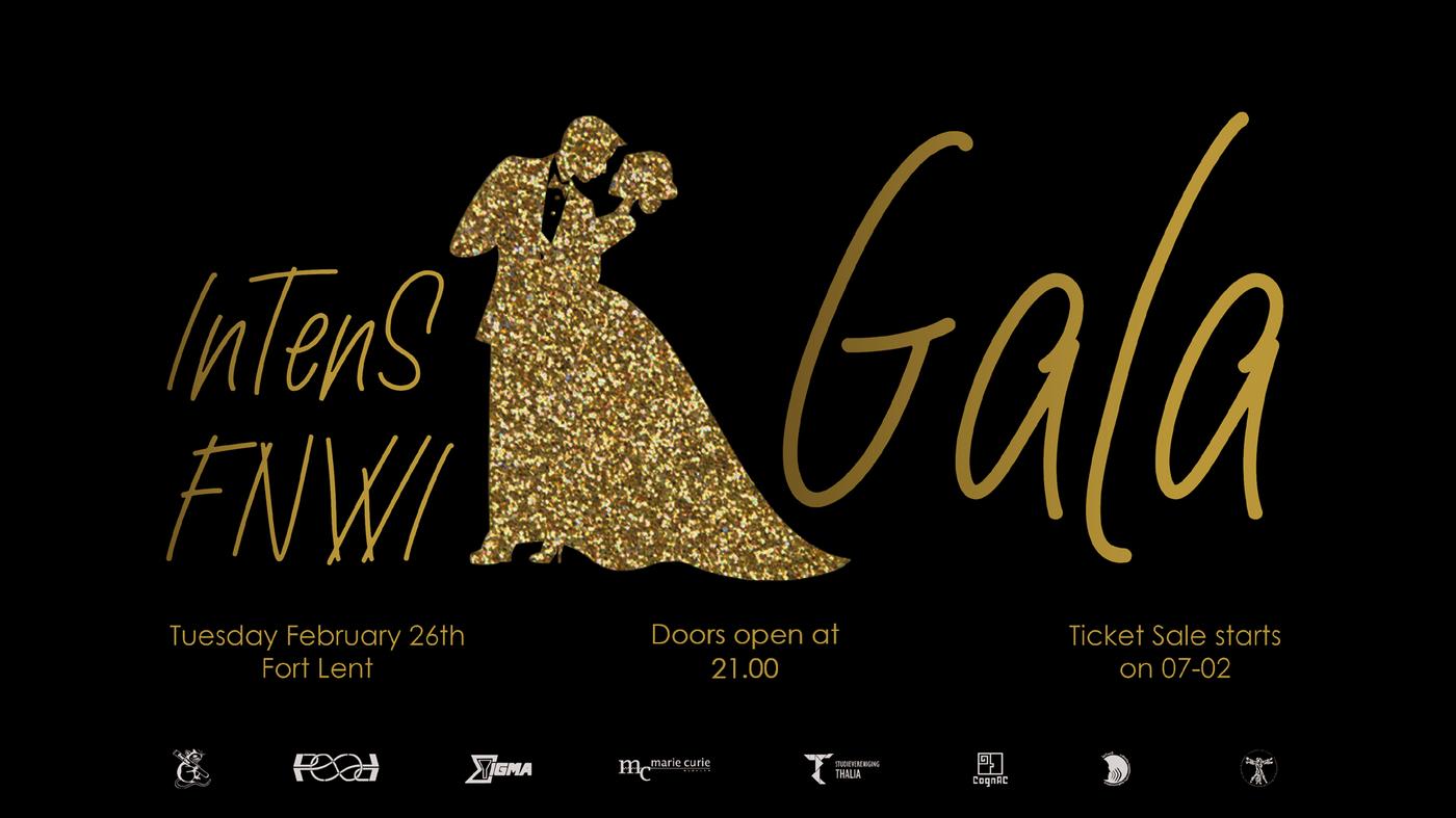 InTenS & FNWI Gala