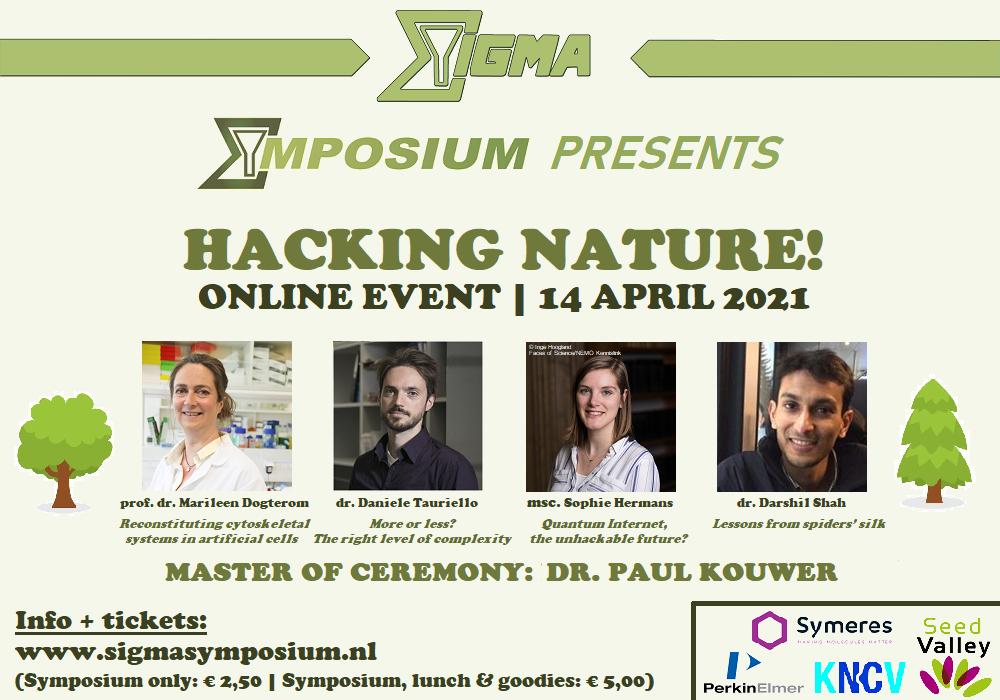 Sigma Symposium 2021