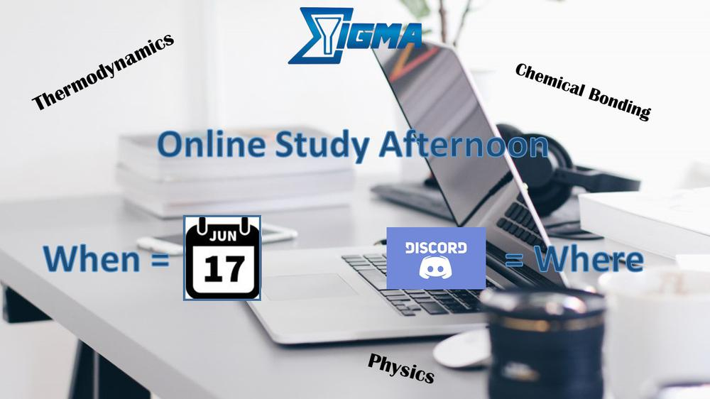 Online Study Afternoon