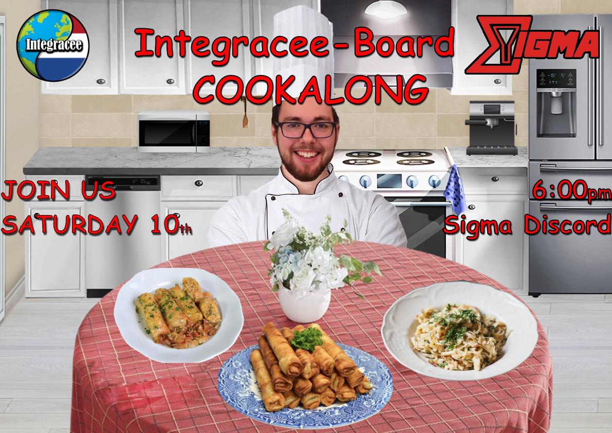 Integracee-Board Cook along
