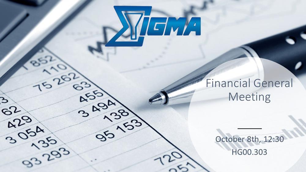 Financial General Meeting