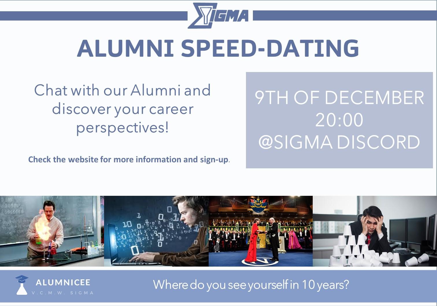 Alumni Speed-Dating